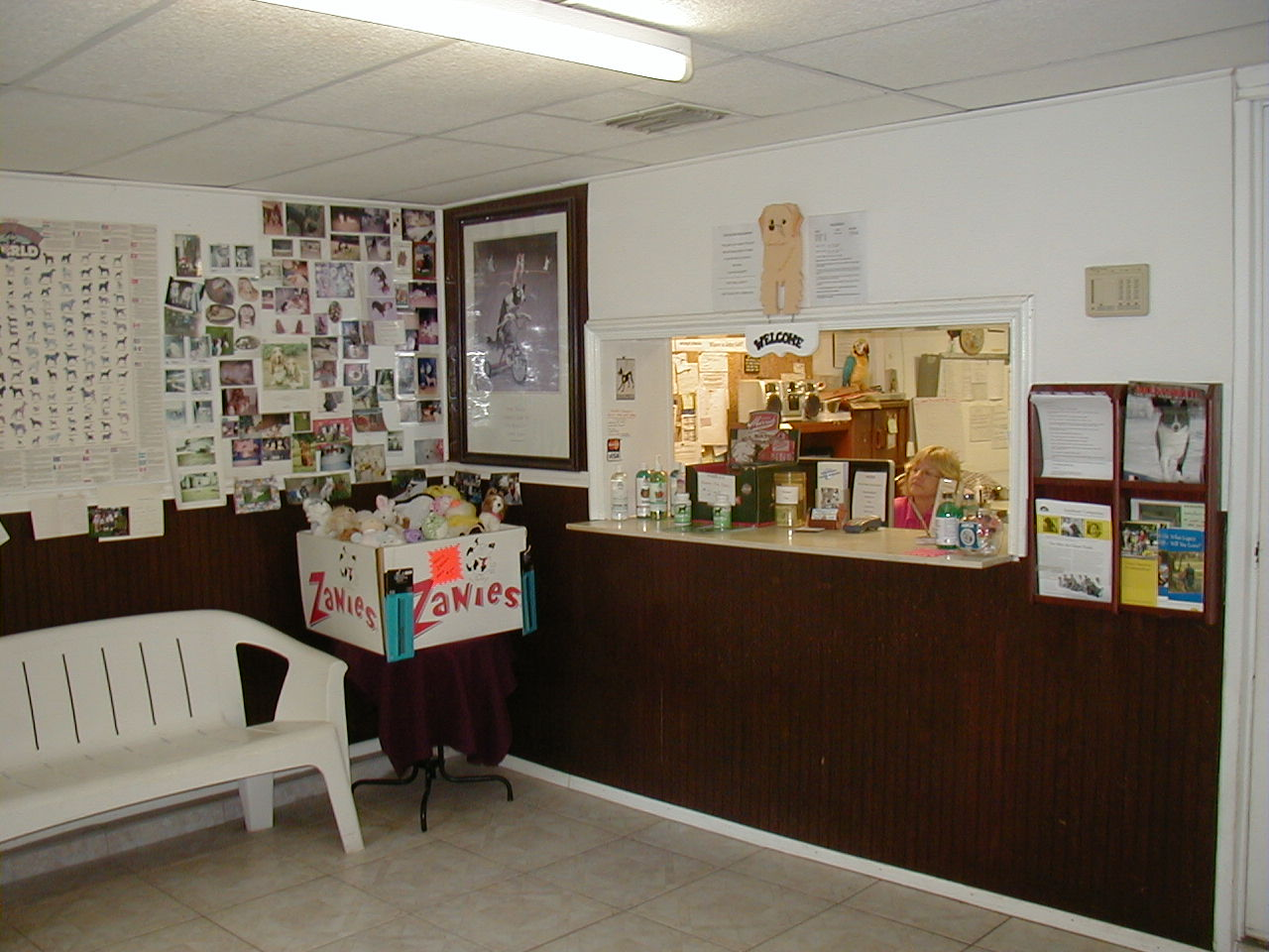 Reception & Retail